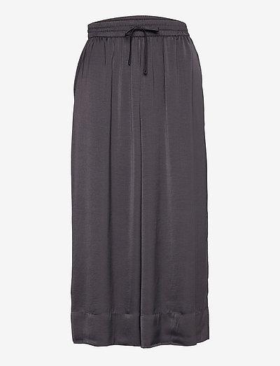 Wonder pants - wide leg trousers - night
