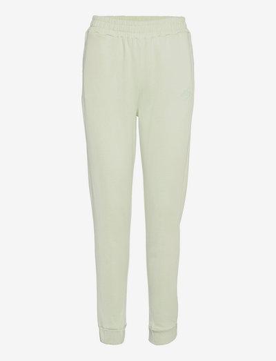 Drake sweat pants - clothing - pale aqua