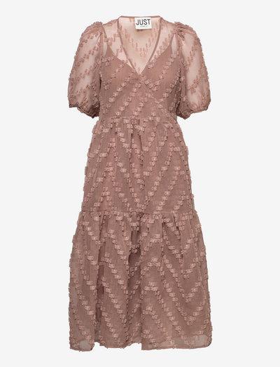 Lulu dress - cocktail dresses - brownie