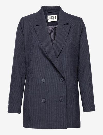 Planet blazer - oversize blazers - maritime