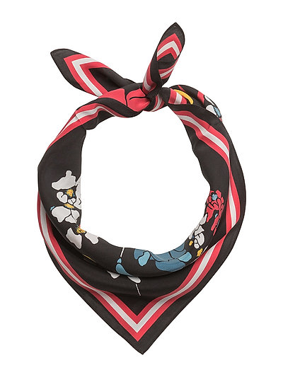 Flower scarf - FLOWER PARTY AOP