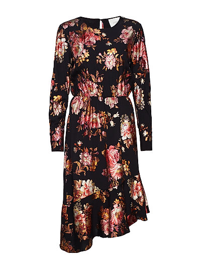 Aliya dress - ELECTRIC FLOWER
