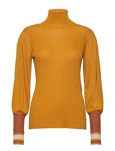 Pierre knit - GOLDEN YELLOW