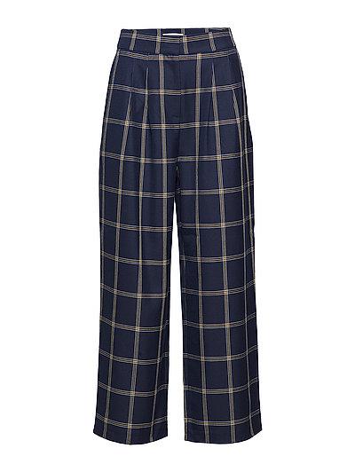 Valde trousers - BIG CHECK