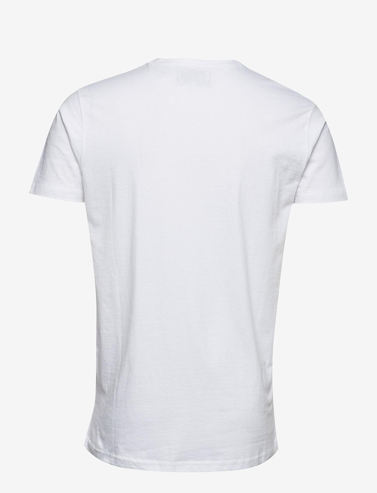 Just Junkies Ganger - T-skjorter WHITE - Menn Klær