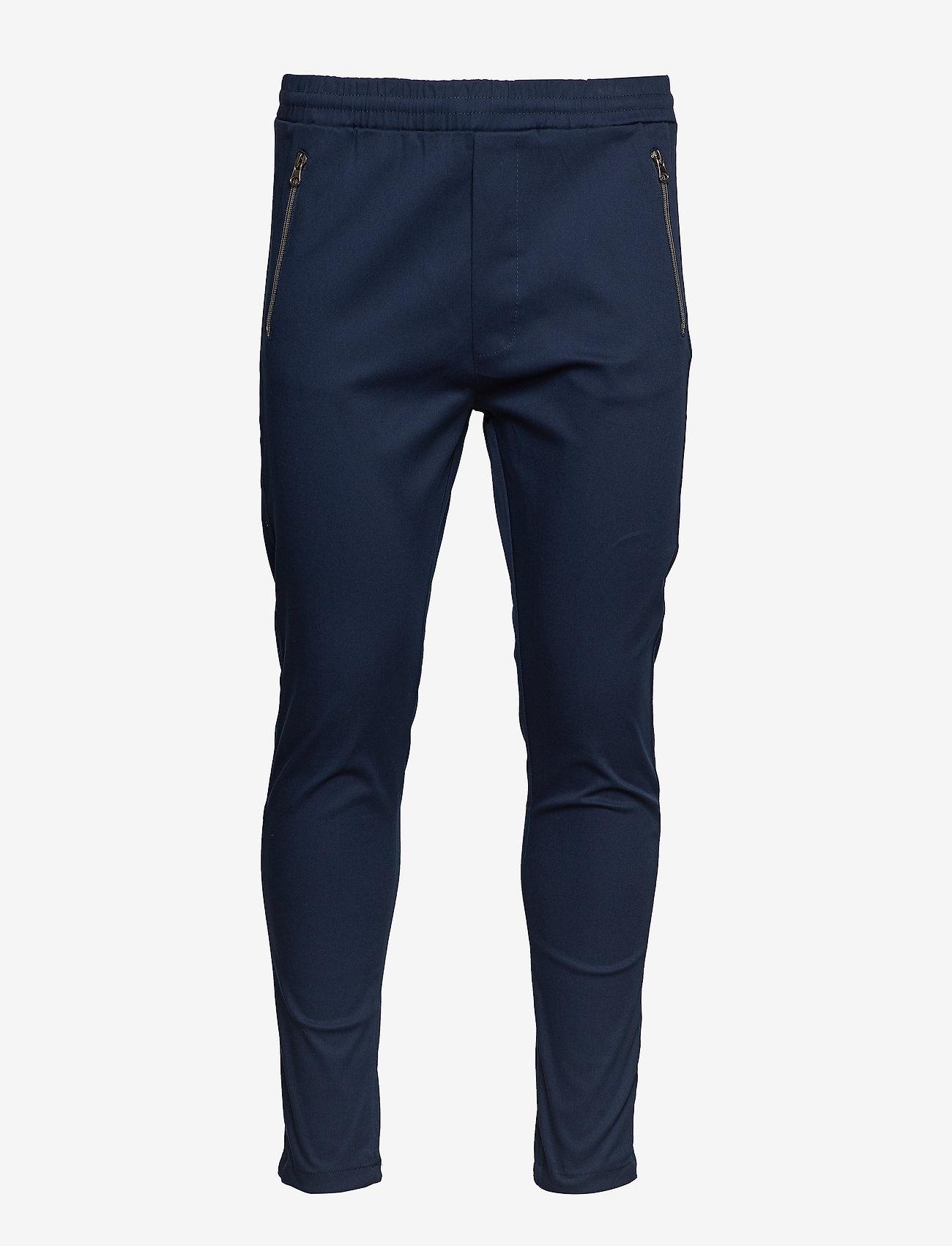 Just Junkies - Flex 2.0 - spodnie na co dzień - navy - 0