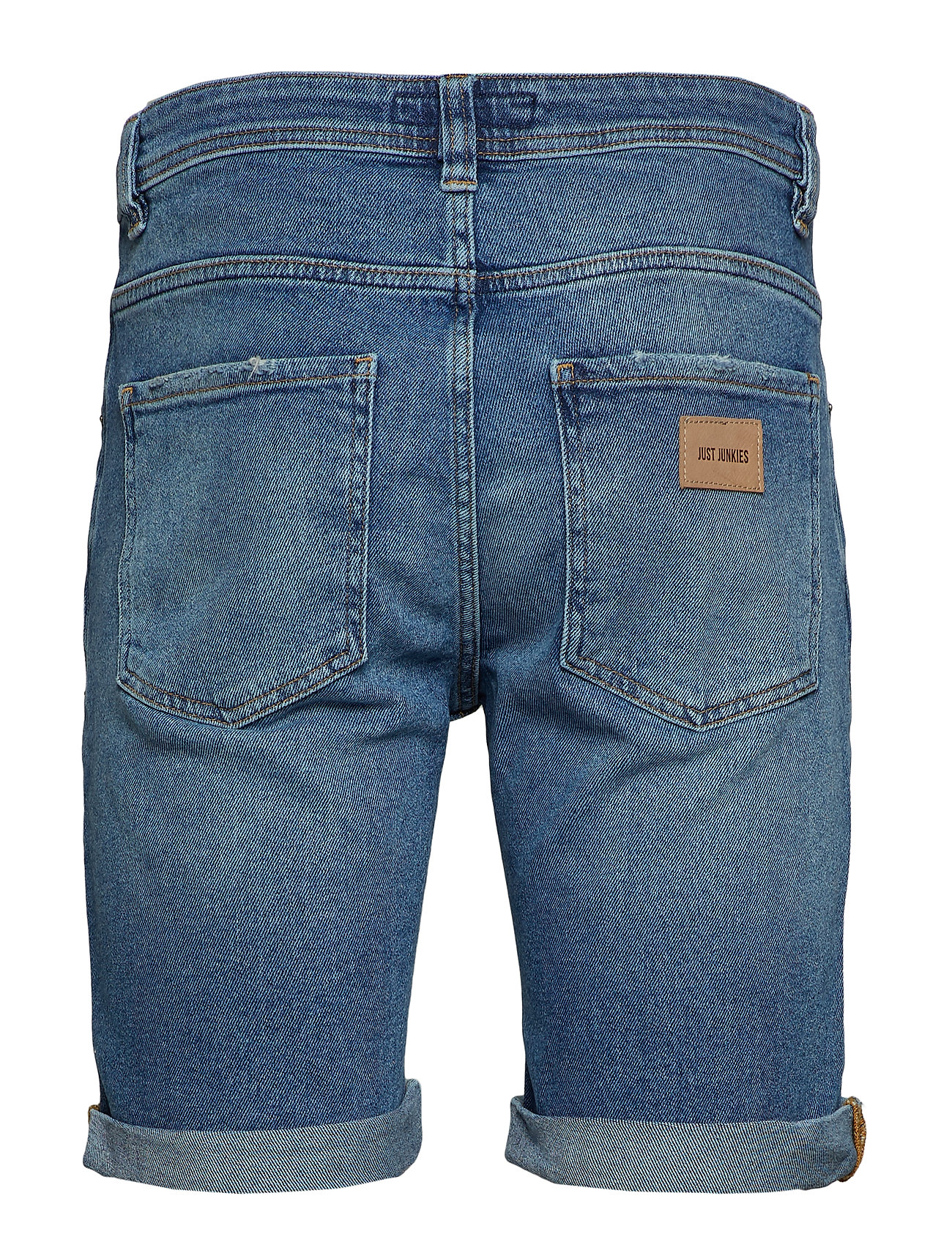 Mike HolesJust Blue Shorts Junkies Pbhpillow JTlKcF1