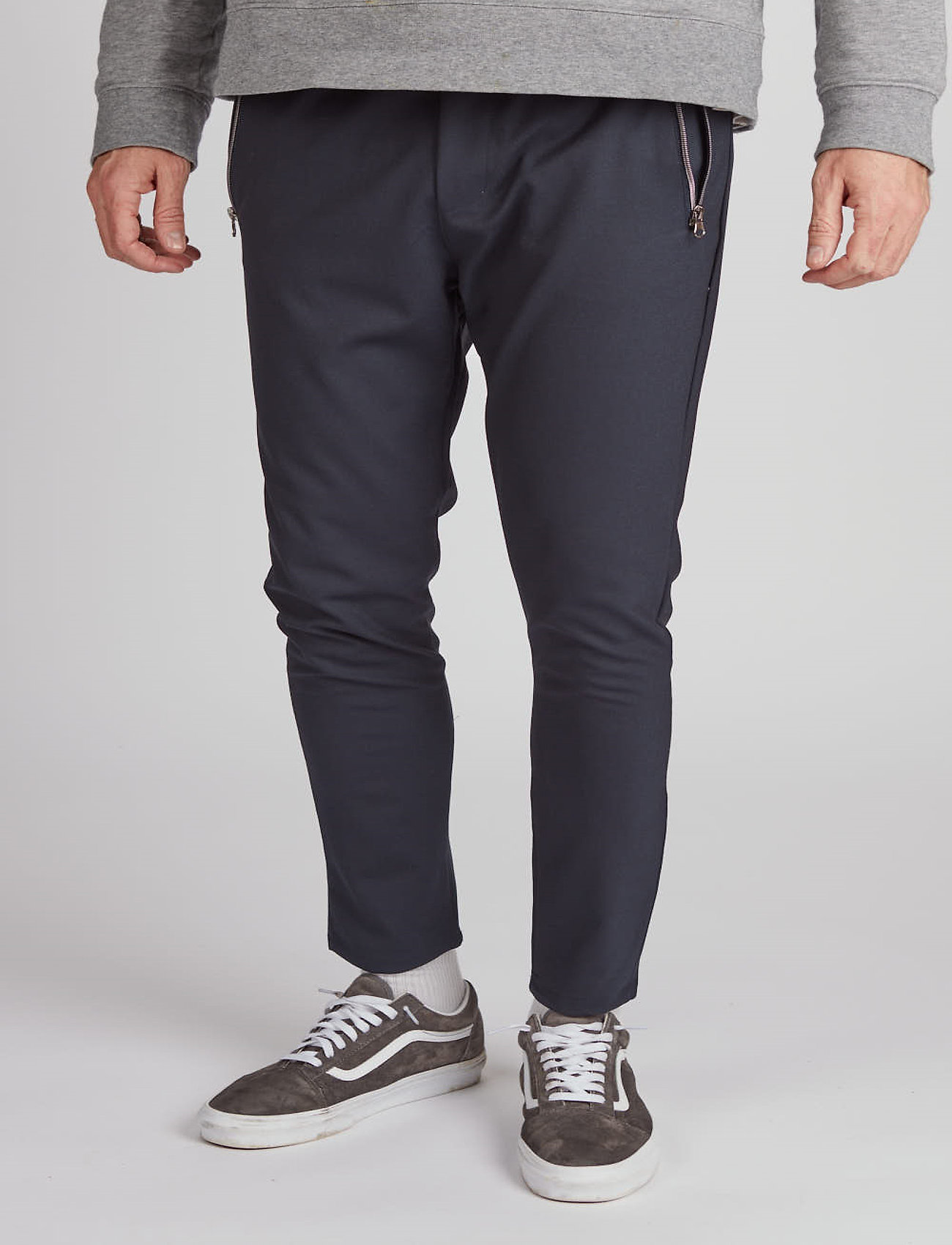 Just Junkies - Flex Bistretch 2.0 - spodnie na co dzień - navy - 0