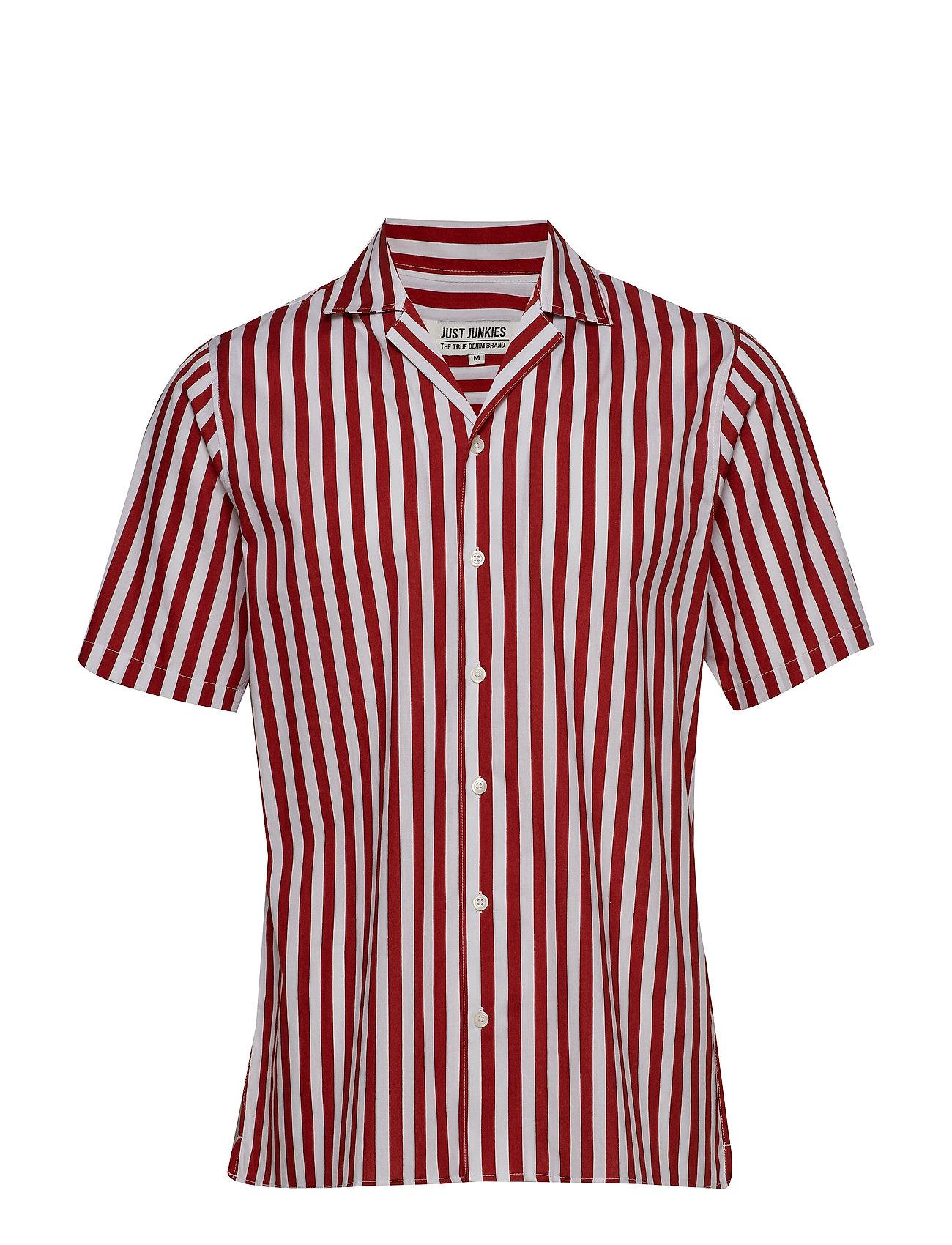 Just Junkies Ross Shirt Ögrönlar