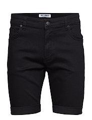 Mike shorts black night - BLACK NIGHT