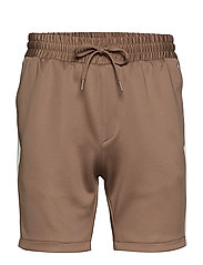 Alfred Track Shorts II - CAMEL/OFFWH