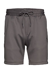 Alfred Track Shorts II - GREY/BLACK