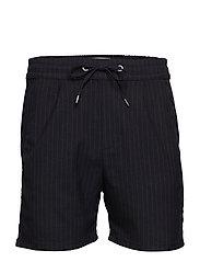 Main Shorts New Stripe - NAVY
