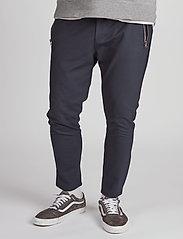 Just Junkies - Flex Bistretch 2.0 - spodnie na co dzień - navy - 3