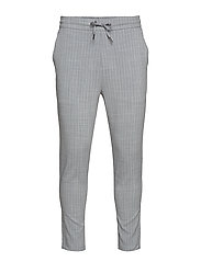 Main Stripe Pants - GREY MELL