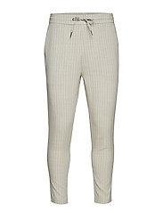 Main Stripe Pants - SAND