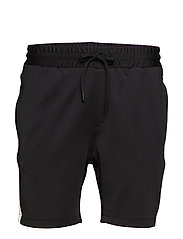 Alfred Shorts Track - BLACK/OFF WHITE