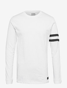 Grain stripe new - WHITE