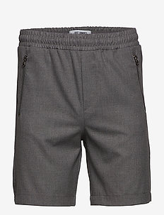 Flex Shorts 2.0 Bis - tailored shorts - mid grey mell