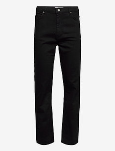 Curtis - relaxed jeans - black