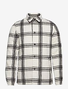 Mauritz - overshirts - off white