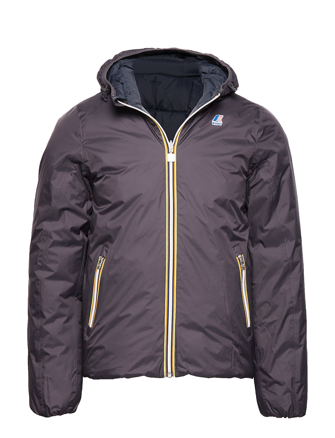 K-way Jacques Thermo Plus Double - GREY ANTH - BLUE D