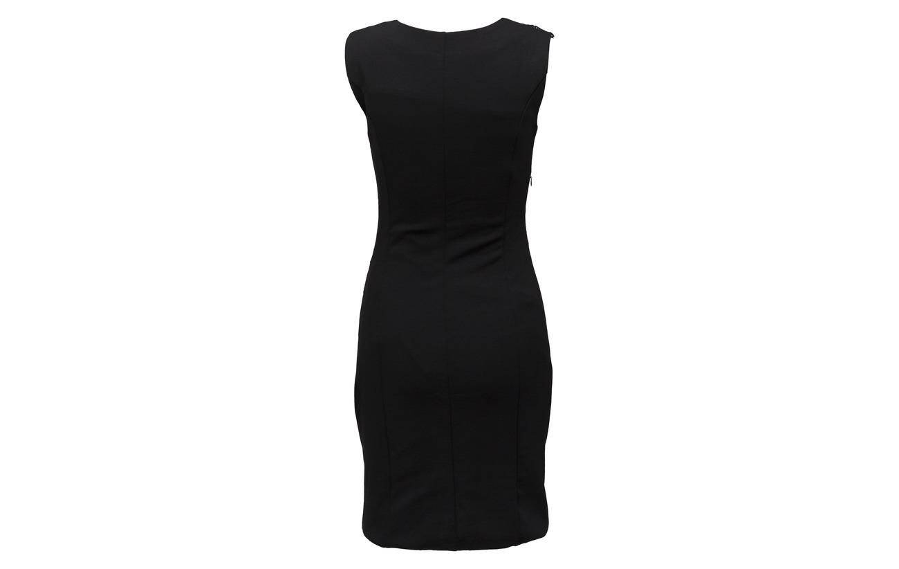 80 Tara 3 Polyester India Viscose 17 Kaffe Dress Elastane Zinfandel wIqxRd