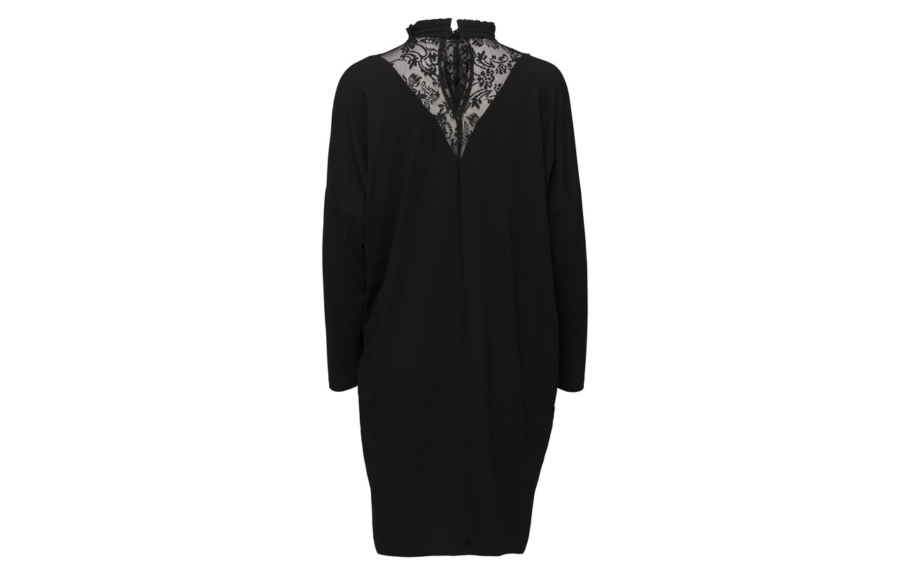 Elastane Viscose Jersey 5 95 Dress Black Deep Kaffe Solina Y8gaq1qH