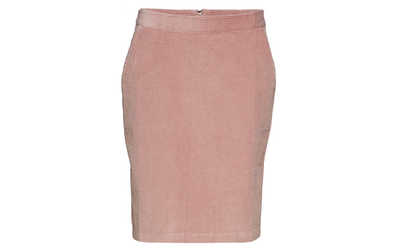 Skirt Pale Mauve Coton 100 Gabby Kaffe Z65wqqfp