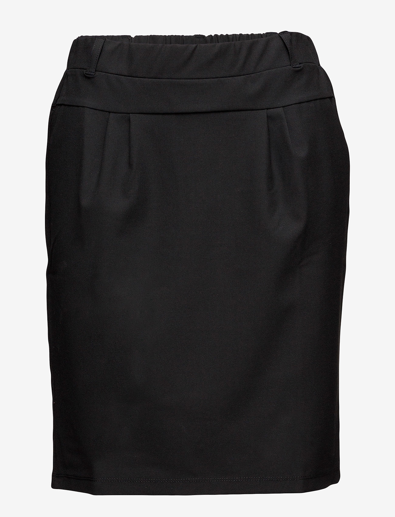 Kaffe - Jillian Skirt - midinederdele - black deep - 1