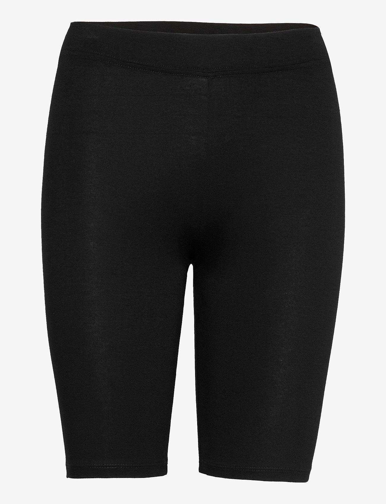 Kaffe - KAselma Jersey Shorts - cycling shorts - black deep - 0