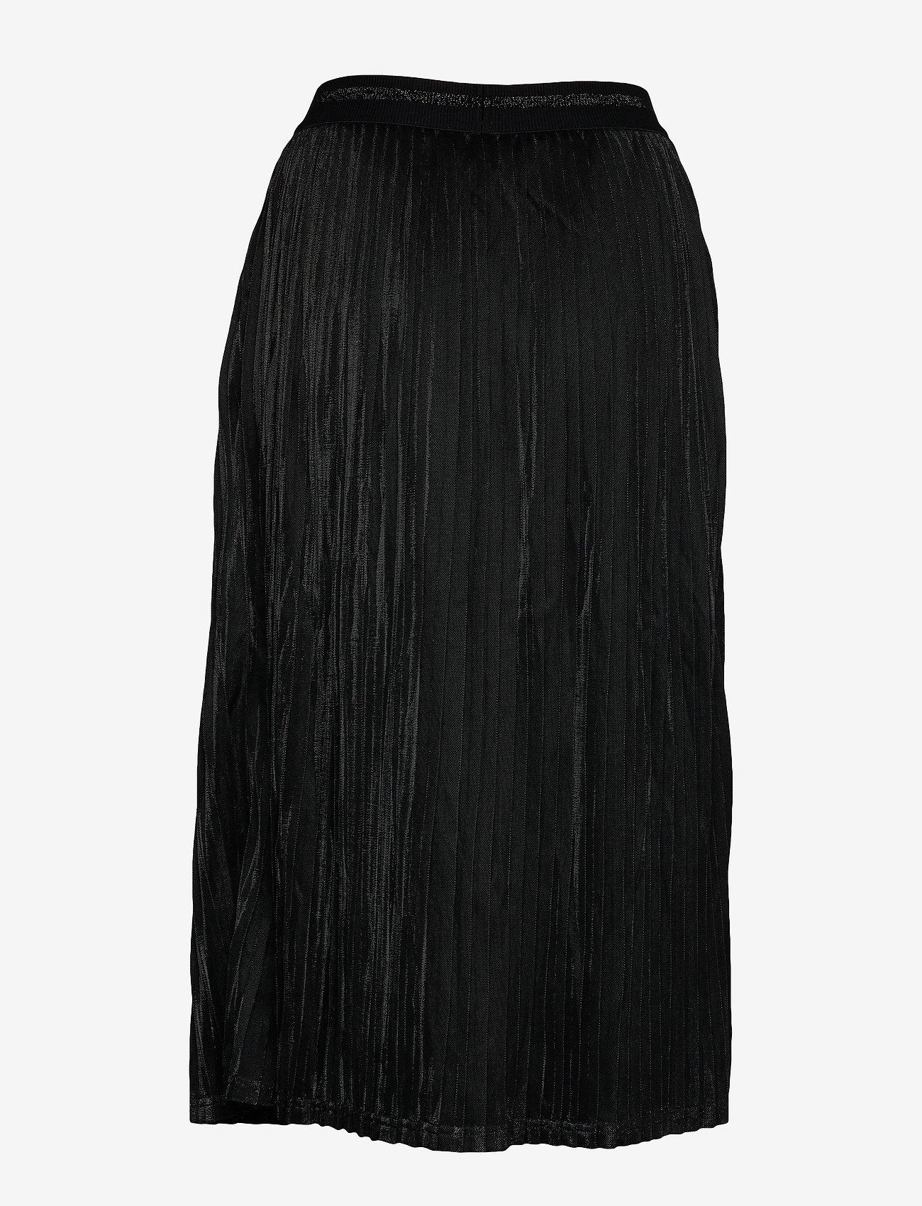 Kaffe - Kaerika Skirt - jupes midi - black deep