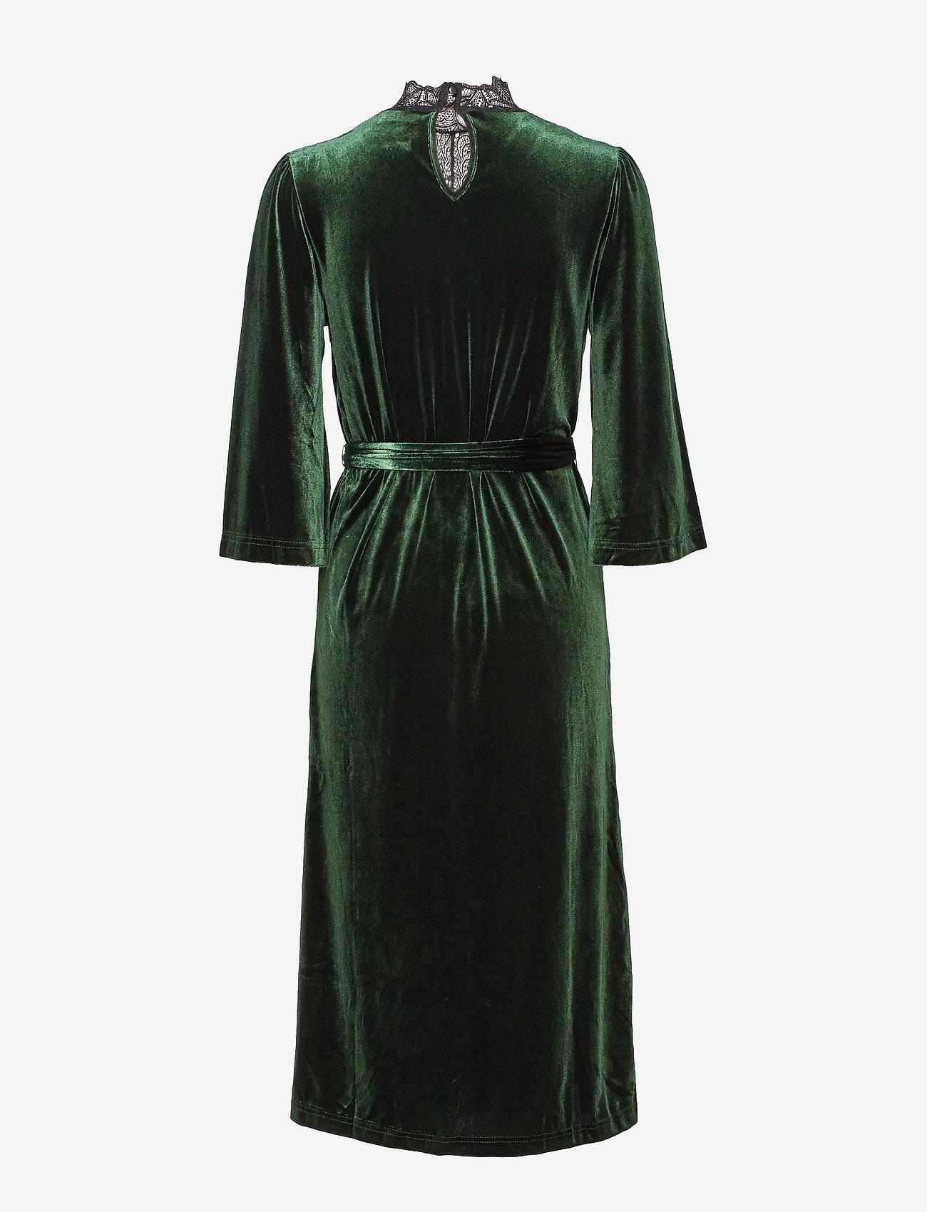 Kakelly Dress (Green Spruce) - Kaffe yv2WJI