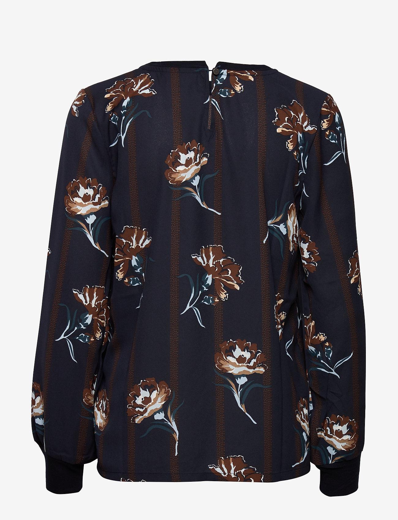 Kaffe Kaleandra Ls Blouse - Blouses & Shirts