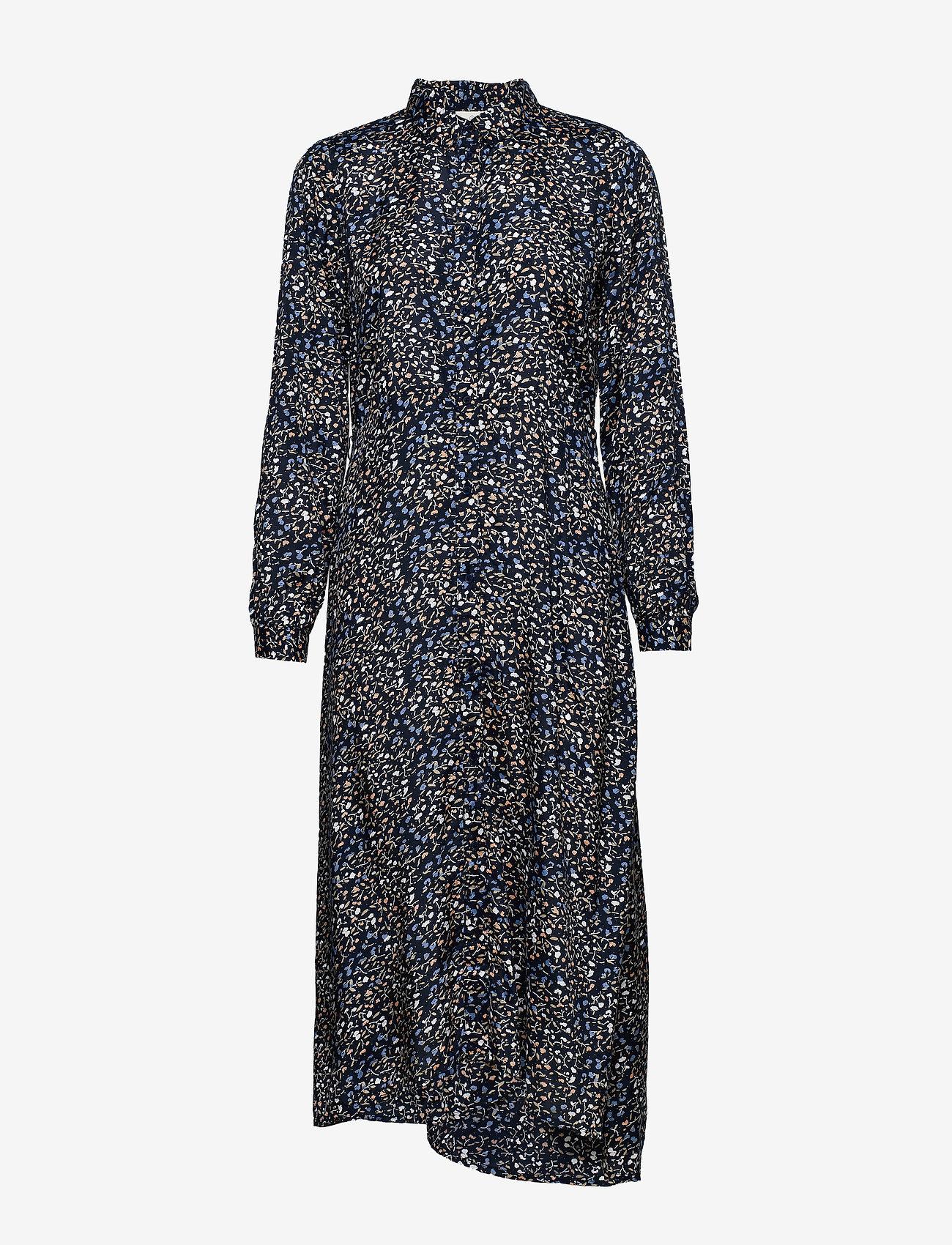 Kaaline Shirt Dress (Midnight Marine) (55.97 €) - Kaffe VvOdWpJR