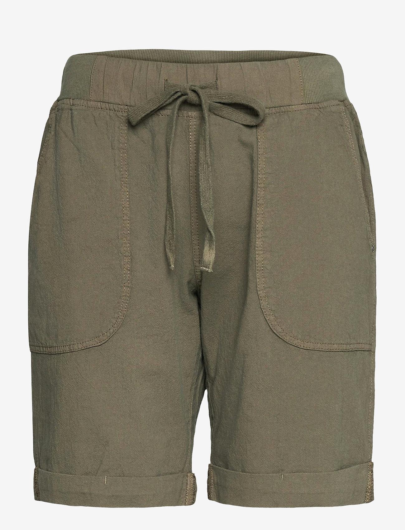 Kaffe - KAnaya Shorts - shorts casual - grape leaf - 0