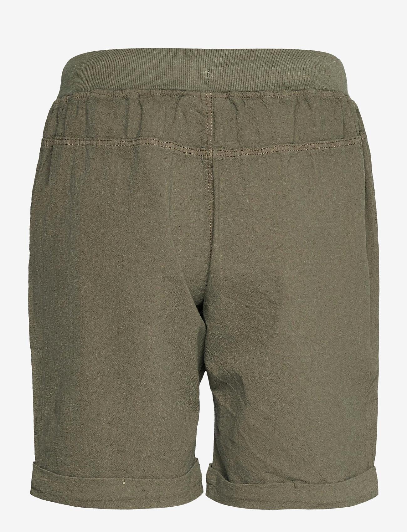 Kaffe - KAnaya Shorts - shorts casual - grape leaf - 1