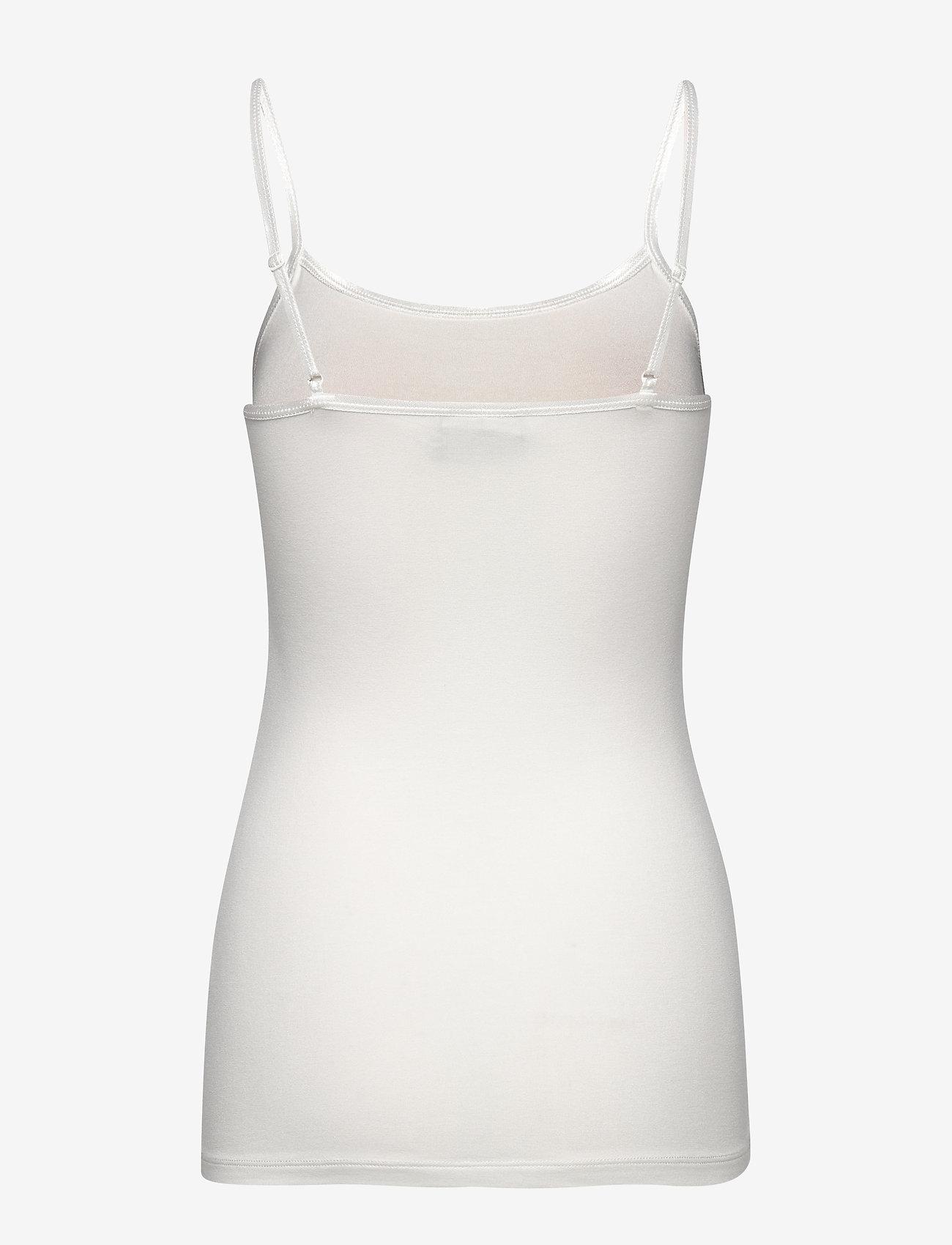 Kaffe KAsira Strap Top - T-shirty i zopy CHALK - Kobiety Odzież.