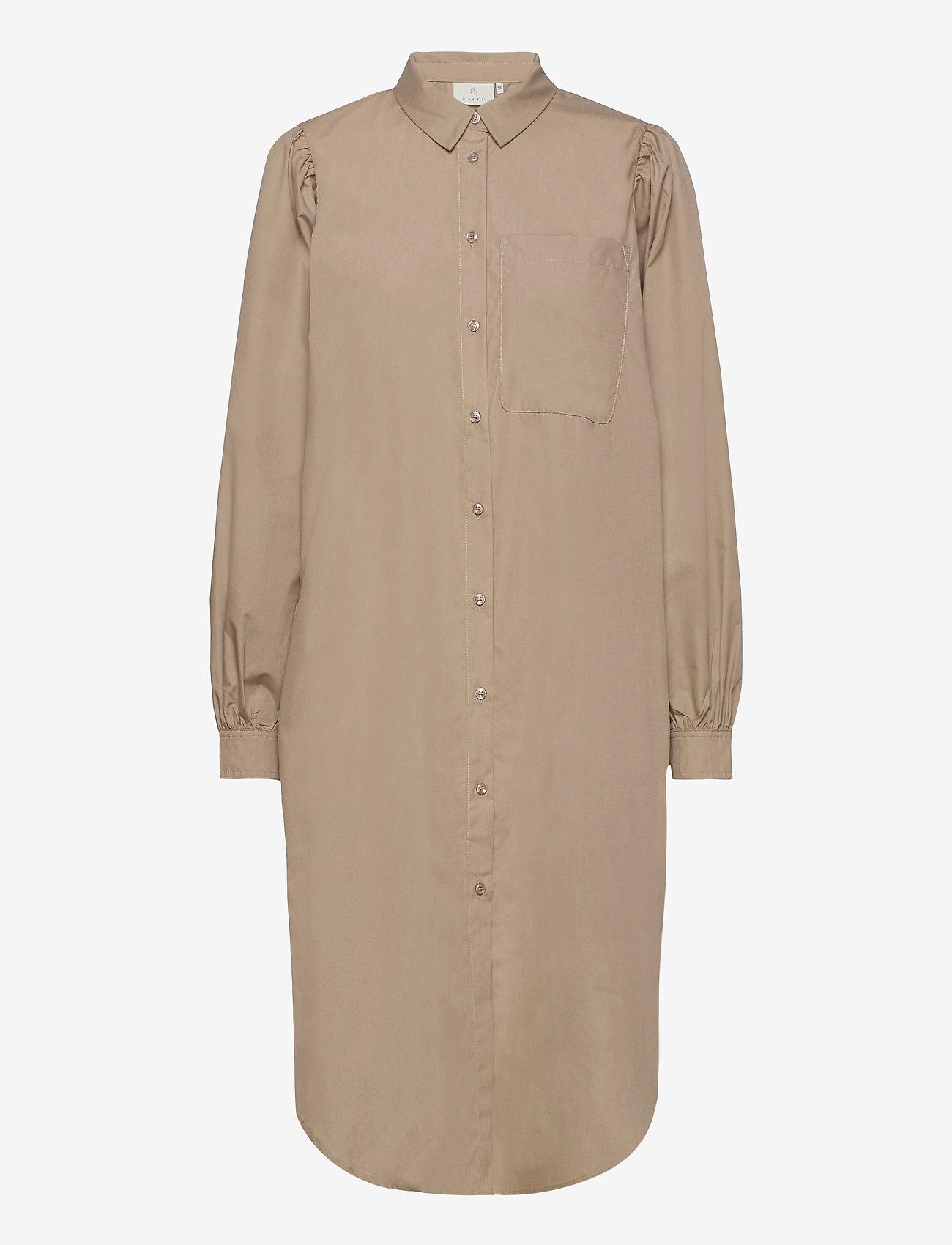 Kaffe - KAjulia Shirt Dress - alledaagse jurken - nomad - 1