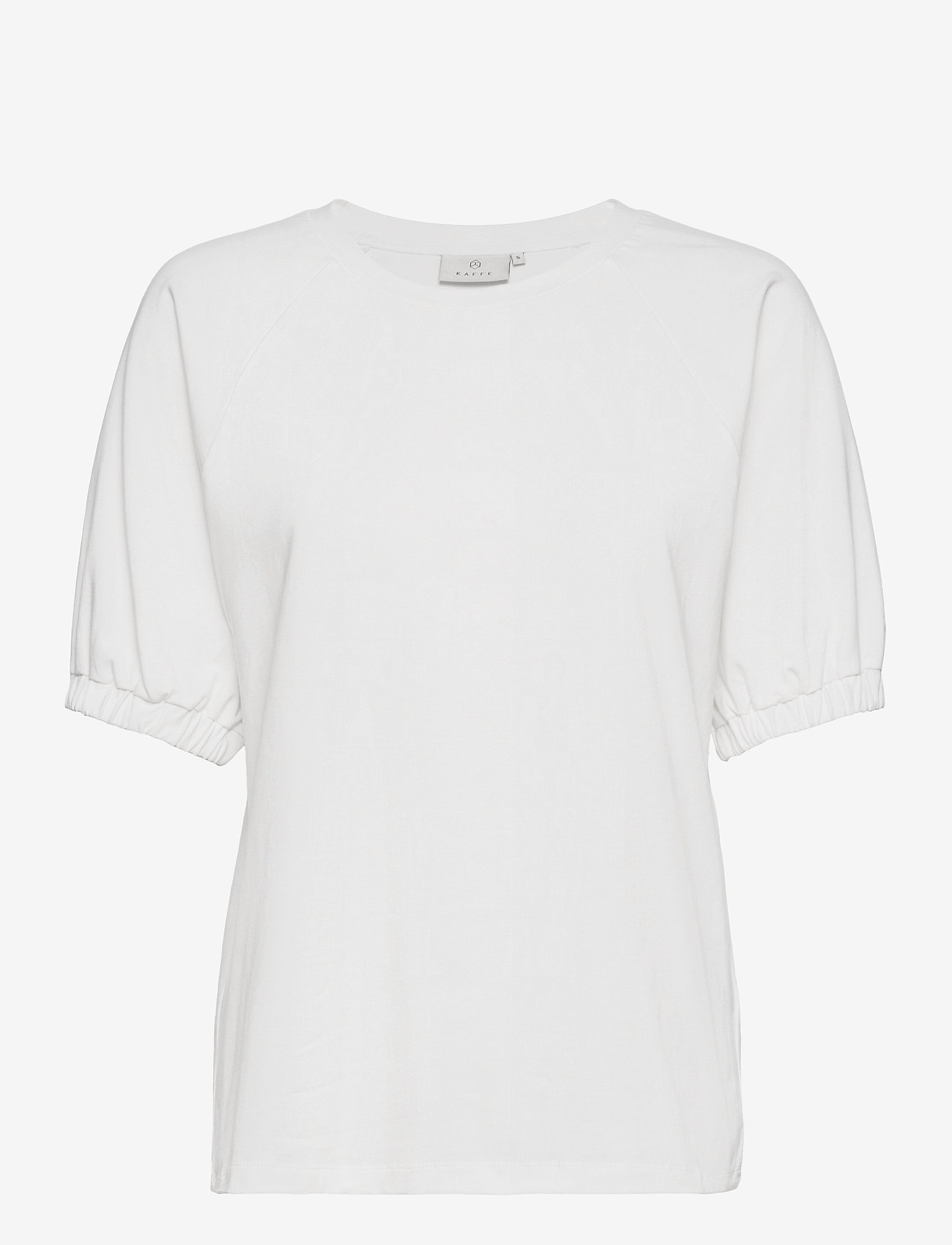 Kaffe - KAdana Linda Blouse - t-shirts - chalk - 1