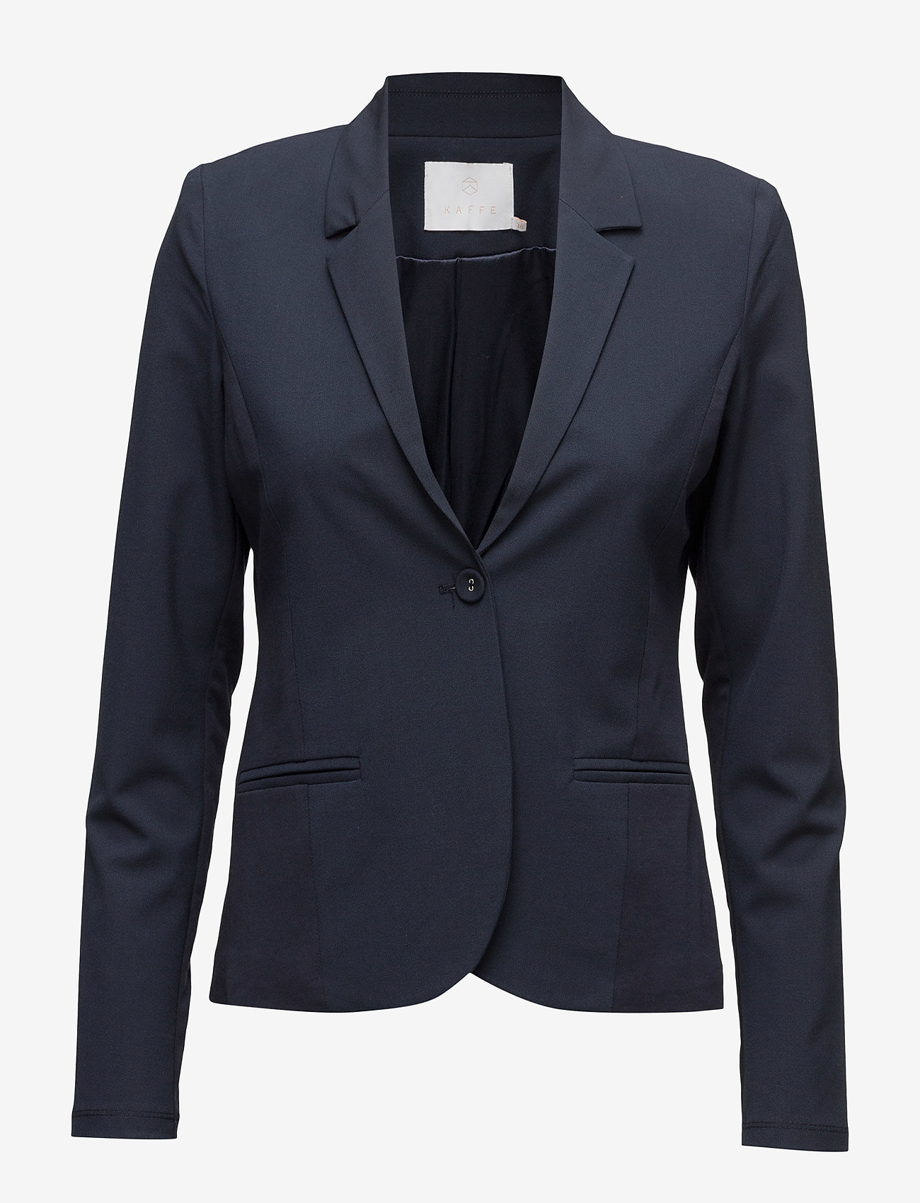 Kaffe - Jillian Blazer - matchande set - midnight marine - 1