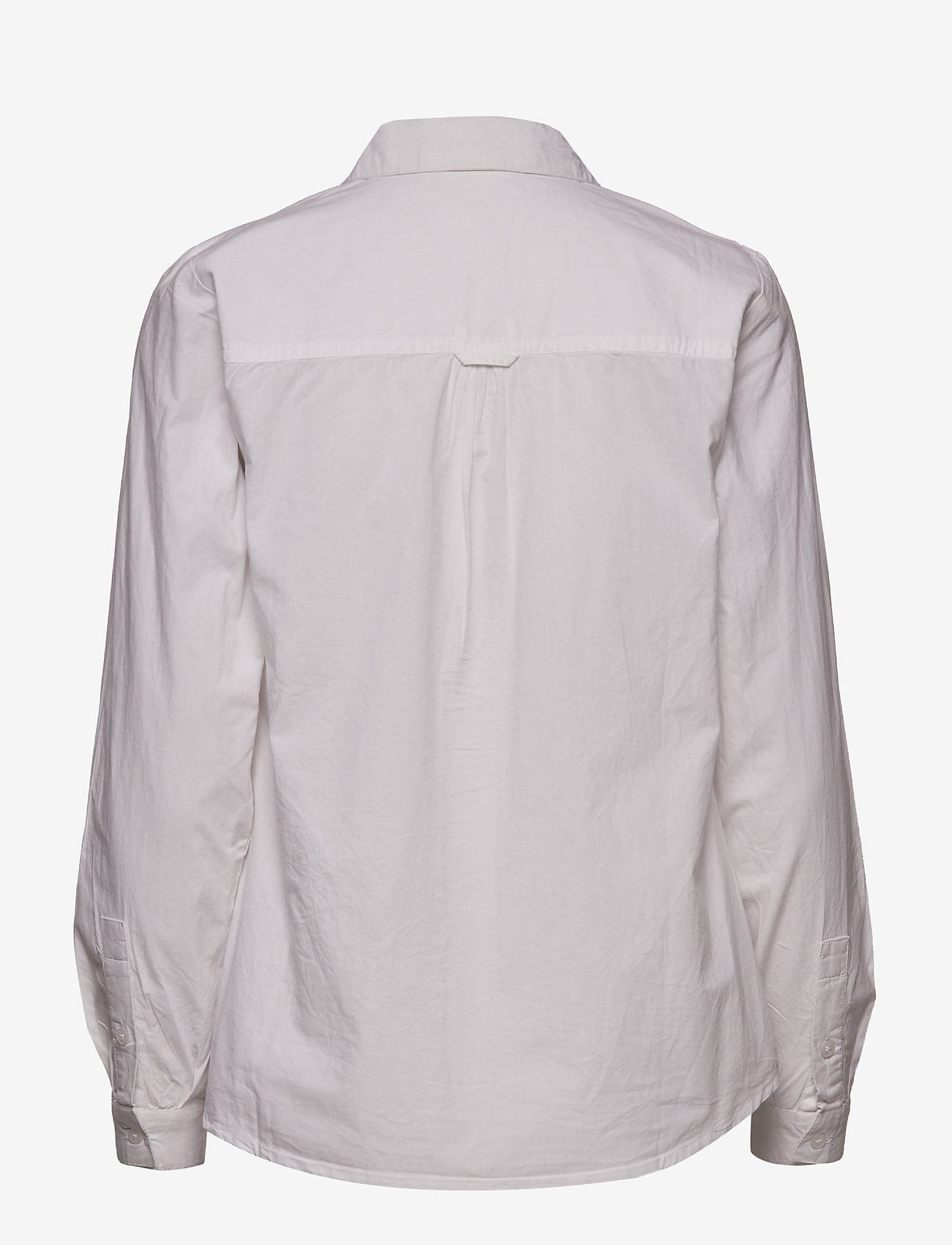 Pearly Shirt (Optical White) - Kaffe FflksB