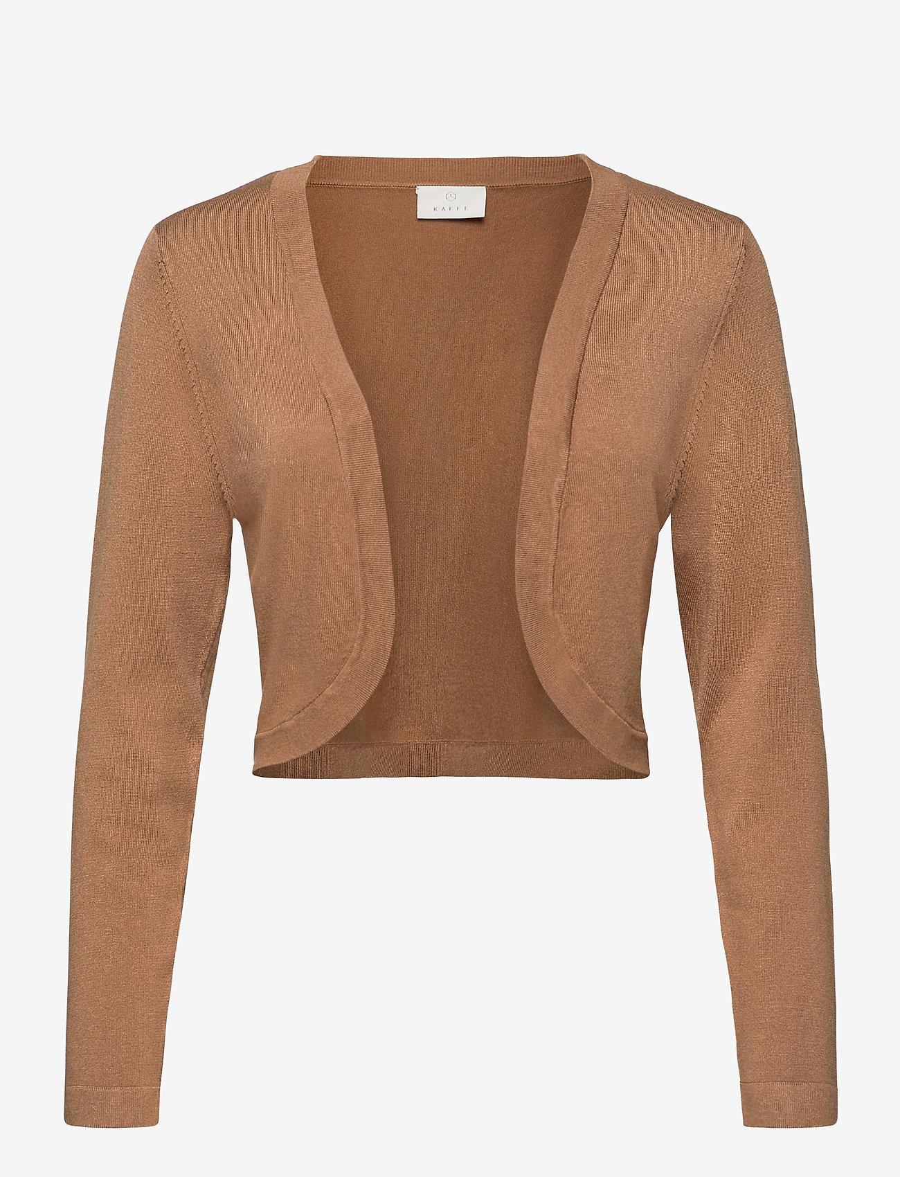 Kaffe - Astrid Bolero - navel shirts - thrush - 1