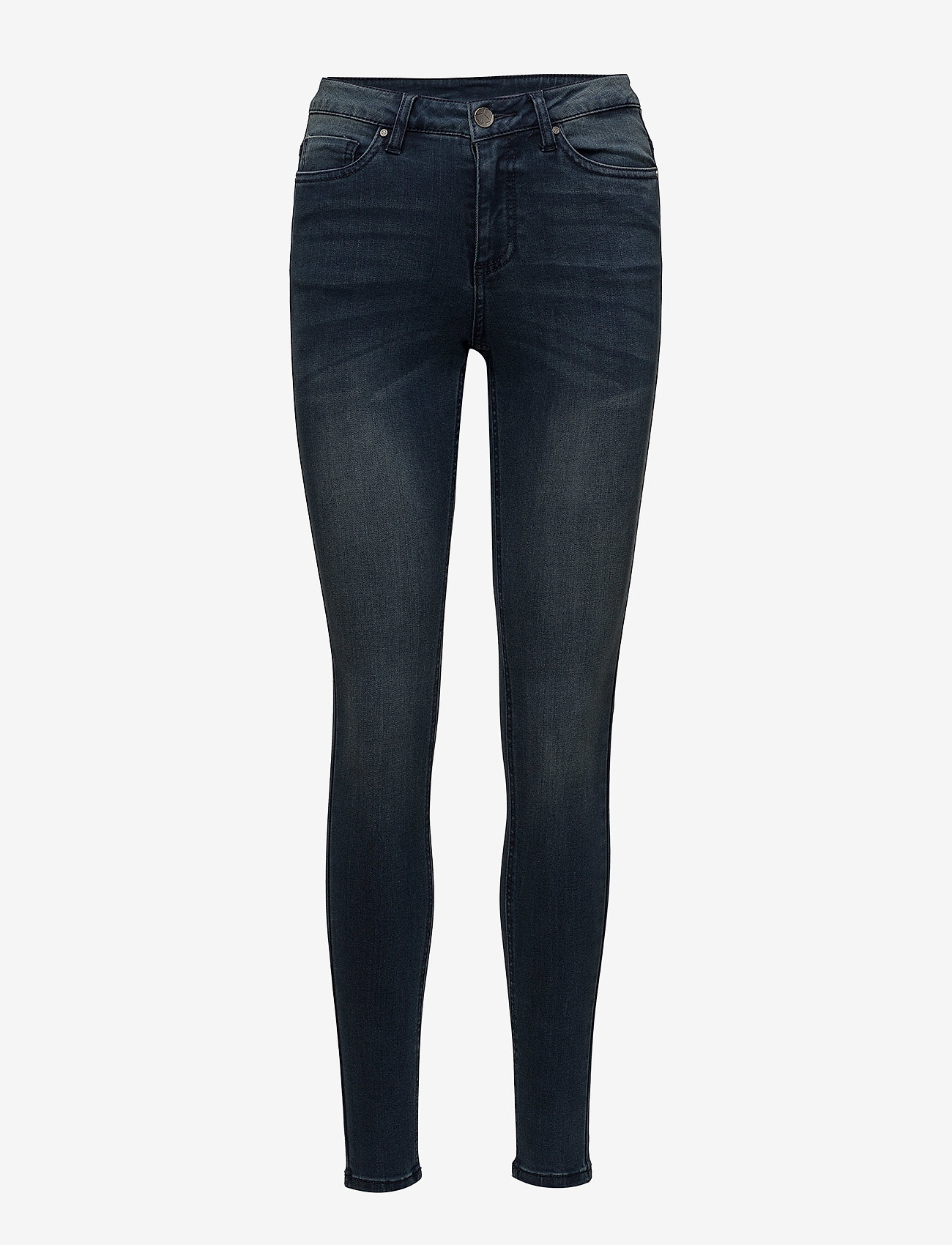 Kaffe - Grace Jeans - skinny jeans - deep well denim