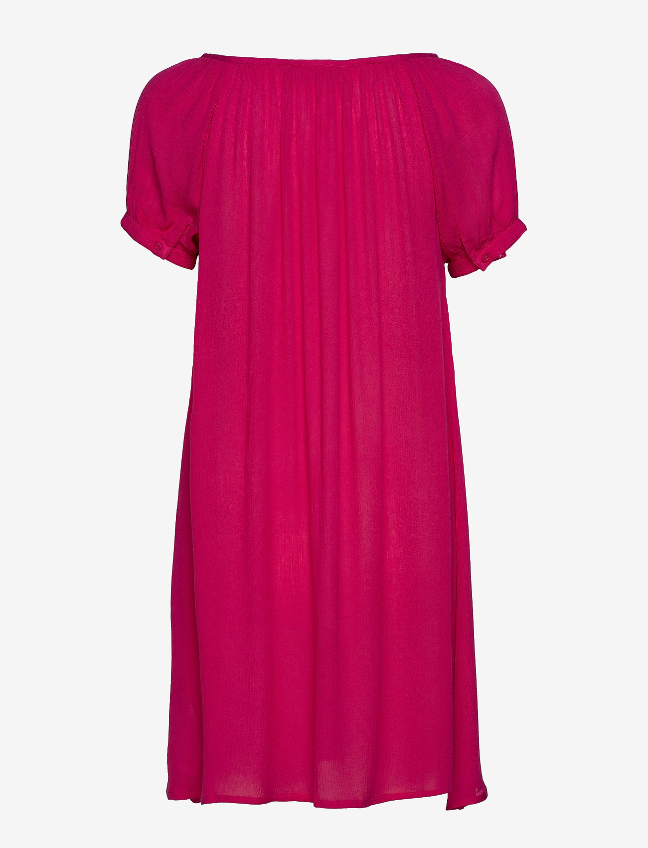 Kaffe Amber S/S Tunic- MIN 16 pcs - Bluzki & Koszule BRIGHT ROSE - Kobiety Odzież.