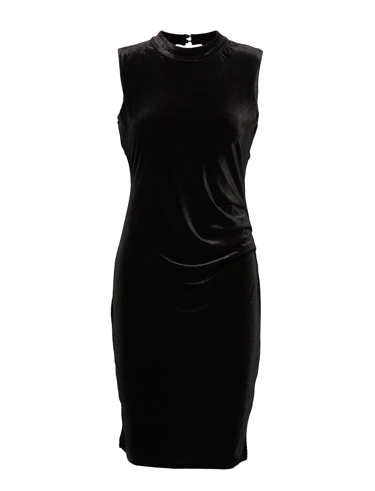 Kaffe Valentine India Dress - BLACK DEEP