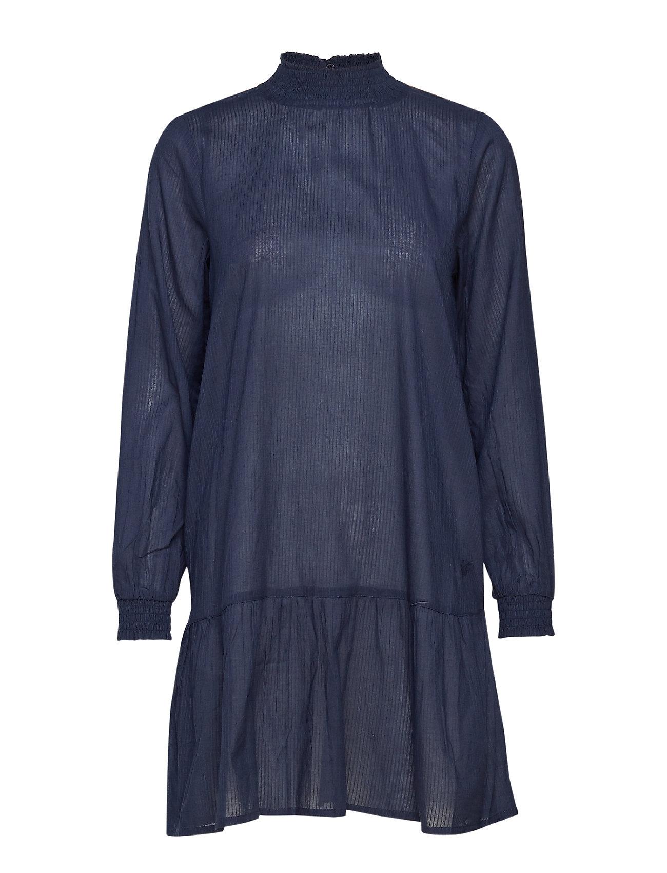 Kaffe Lunette Dress - MIDNIGHT MARINE