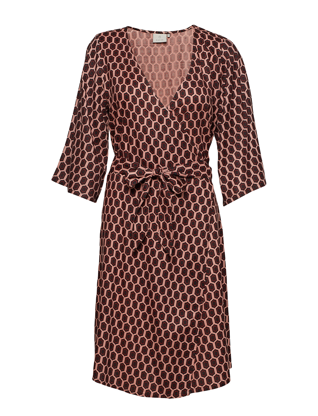 Kaffe KAsally Wrap Dress Klänningar