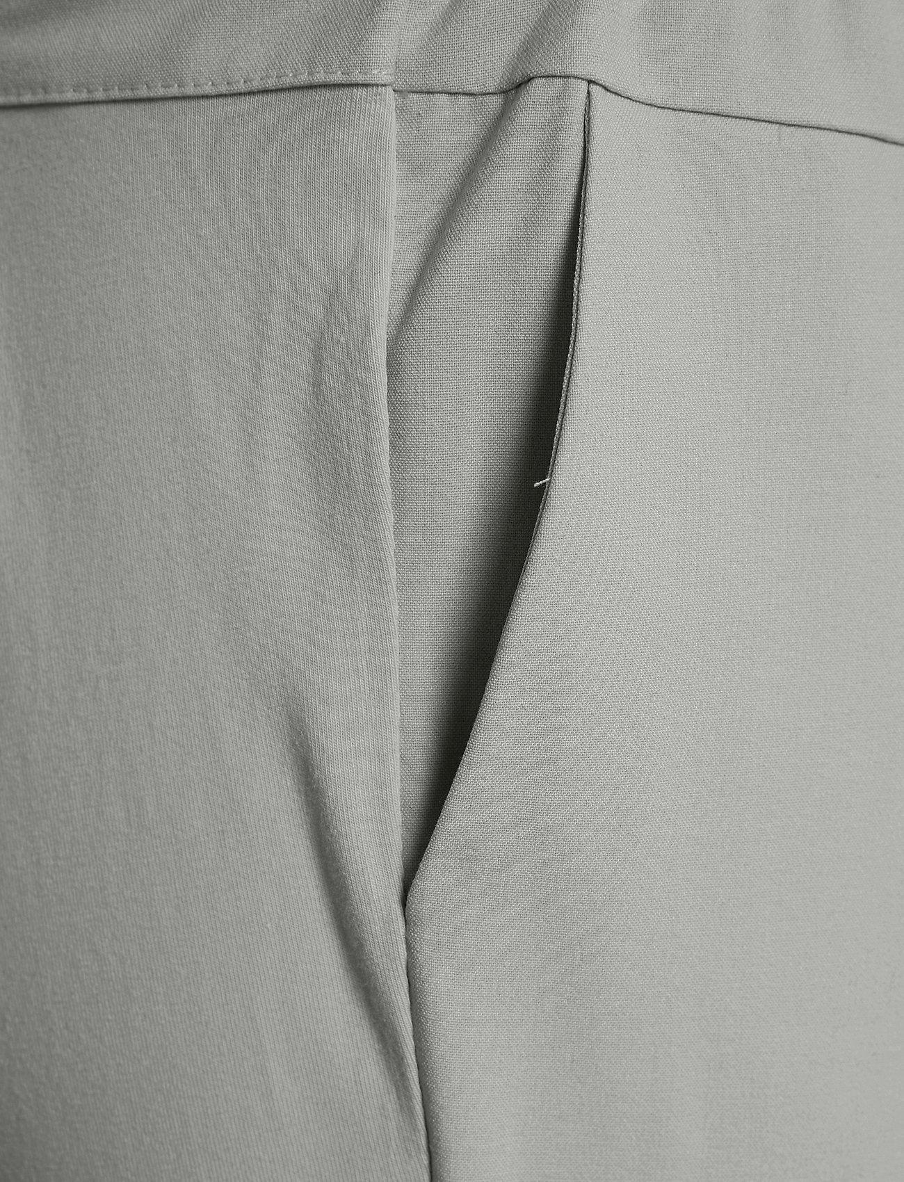 Kaffe - Jillian Pants - bukser med smalle ben - light grey melange - 0