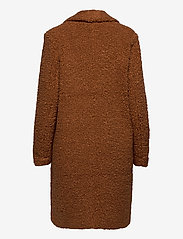 Kaffe - Balma Teddy Coat- MIN 4 Pcs - faux fur - sierra - 1